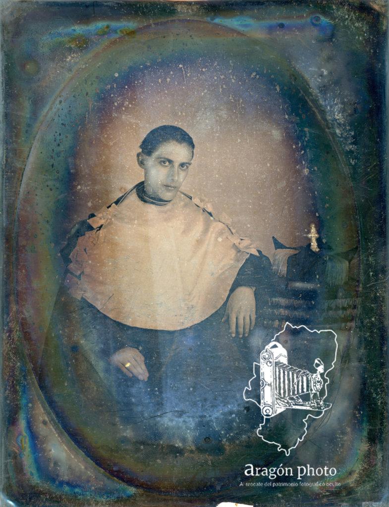 Mariano Supervía daguerrotipo